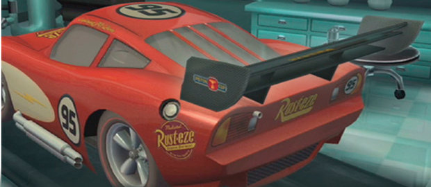 Cars Race-O-Rama News