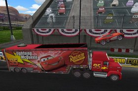 Cars Race-O-Rama Screenshot from Shacknews