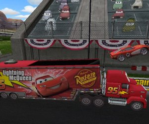 Cars Race-O-Rama Screenshots