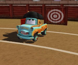 Cars Race-O-Rama Videos