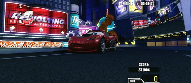 Cars Race-O-Rama News