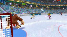 Mario & Sonic at the Olympic Winter Games Screenshot from Shacknews