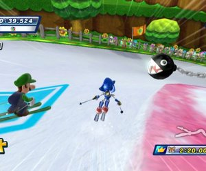 Mario & Sonic at the Olympic Winter Games Videos