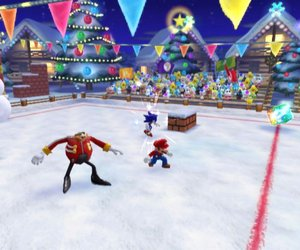 Mario & Sonic at the Olympic Winter Games Files