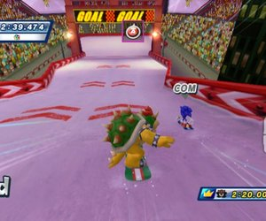 Mario & Sonic at the Olympic Winter Games Screenshots