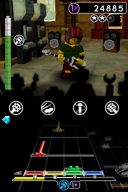 LEGO Rock Band Videos