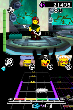 LEGO Rock Band Chat