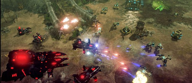 Command & Conquer 4: Tiberian Twilight News