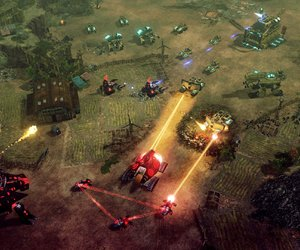 Command & Conquer 4: Tiberian Twilight Screenshots