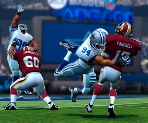 Madden NFL Arcade Videos