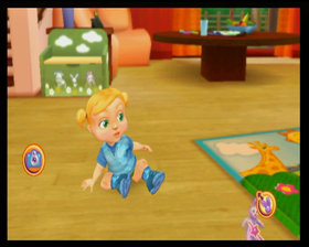 My Baby First Steps Screenshot from Shacknews