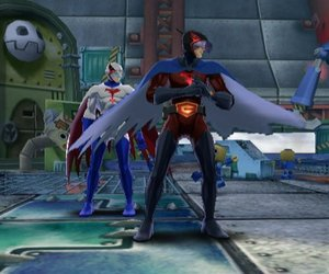 Tatsunoko vs. Capcom: Ultimate All Stars Screenshots
