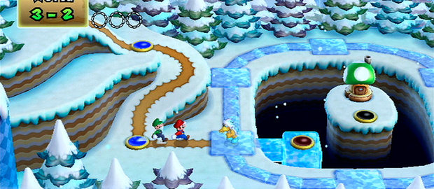 New Super Mario Bros. Wii News