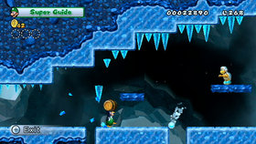 New Super Mario Bros. Wii Screenshot from Shacknews
