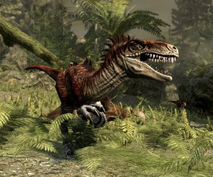 Jurassic: The Hunted Chat