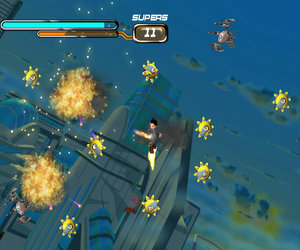 Astro Boy: The Video Game Screenshots