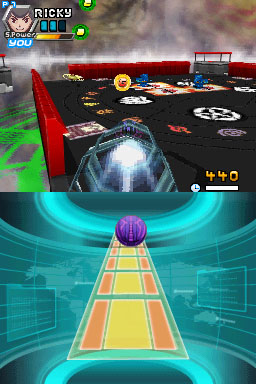 Bakugan Battle Brawlers Screenshots