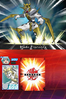 Bakugan Battle Brawlers Screenshots