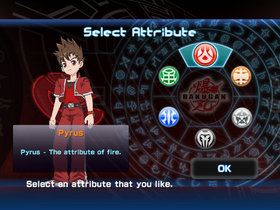 Bakugan Screenshot from Shacknews
