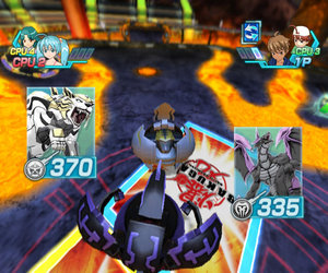 Bakugan Battle Brawlers Chat