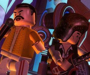 LEGO Rock Band Screenshots
