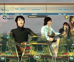 The Beatles: Rock Band Chat
