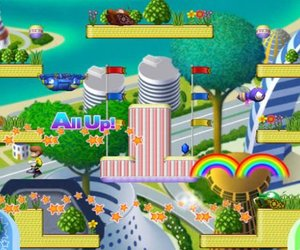 Rainbow Islands: Towering Adventure! Screenshots