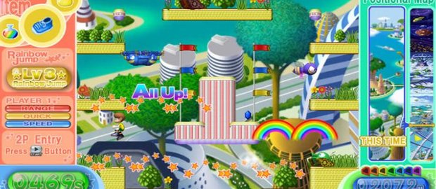 Rainbow Islands: Towering Adventure! News