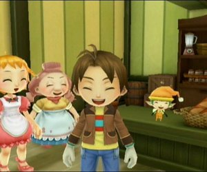 Harvest Moon: Animal Parade Chat