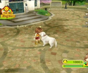Harvest Moon: Animal Parade Screenshots