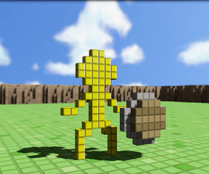 3D Dot Game Heroes Videos
