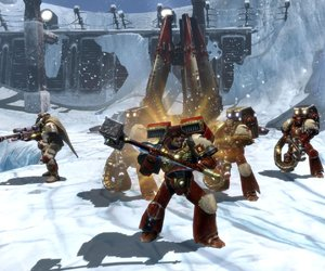 Warhammer 40,000: Dawn of War 2 - Chaos Rising Chat