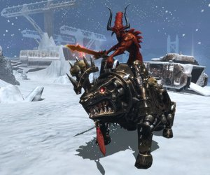 Warhammer 40,000: Dawn of War 2 - Chaos Rising Chat