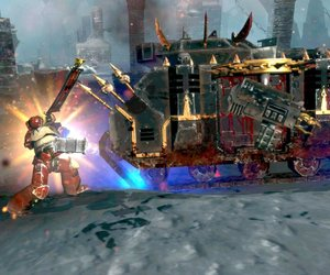 Warhammer 40,000: Dawn of War 2 - Chaos Rising Screenshots