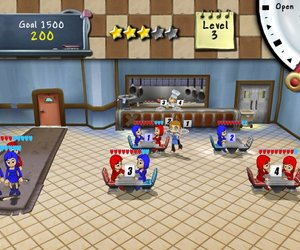 Diner Dash Screenshots