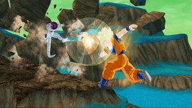 Dragon Ball Raging Blast Screenshot from Shacknews