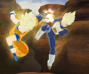 Dragon Ball: Raging Blast Screenshots