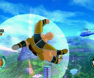 Dragon Ball: Raging Blast Files