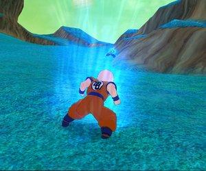 Dragon Ball: Raging Blast Screenshots
