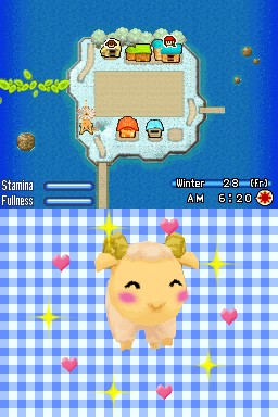 Harvest Moon DS: Sunshine Islands Files
