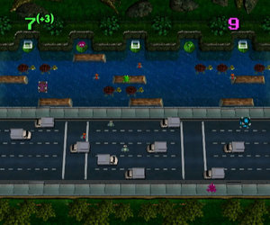 Frogger Returns Screenshots