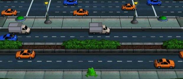 Frogger Returns News