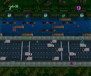 Frogger Returns Screenshots