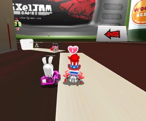 Zero Gear Screenshots