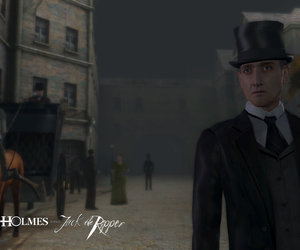 Sherlock Holmes vs. Jack the Ripper Files