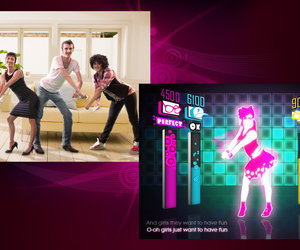 Just Dance Screenshots