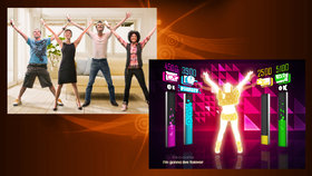 Just Dance Screenshot from Shacknews