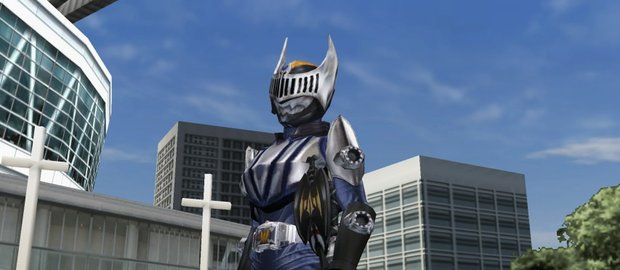 Kamen Rider Dragon Knight News