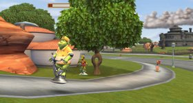 Planet 51 Screenshot from Shacknews