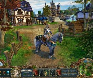 King's Bounty: Armored Princess Screenshots